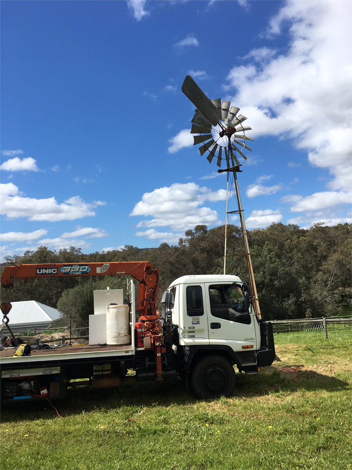 solar pumps and tank roofs